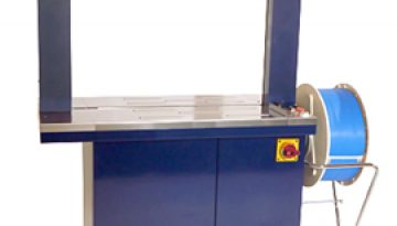 Koli çemberleme makinası