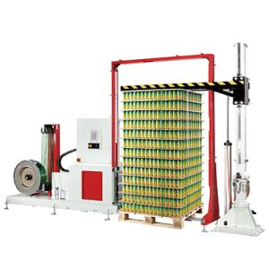 palet çemberleme makinası