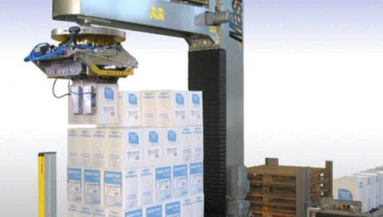 Robotlu paletleme nedir?
